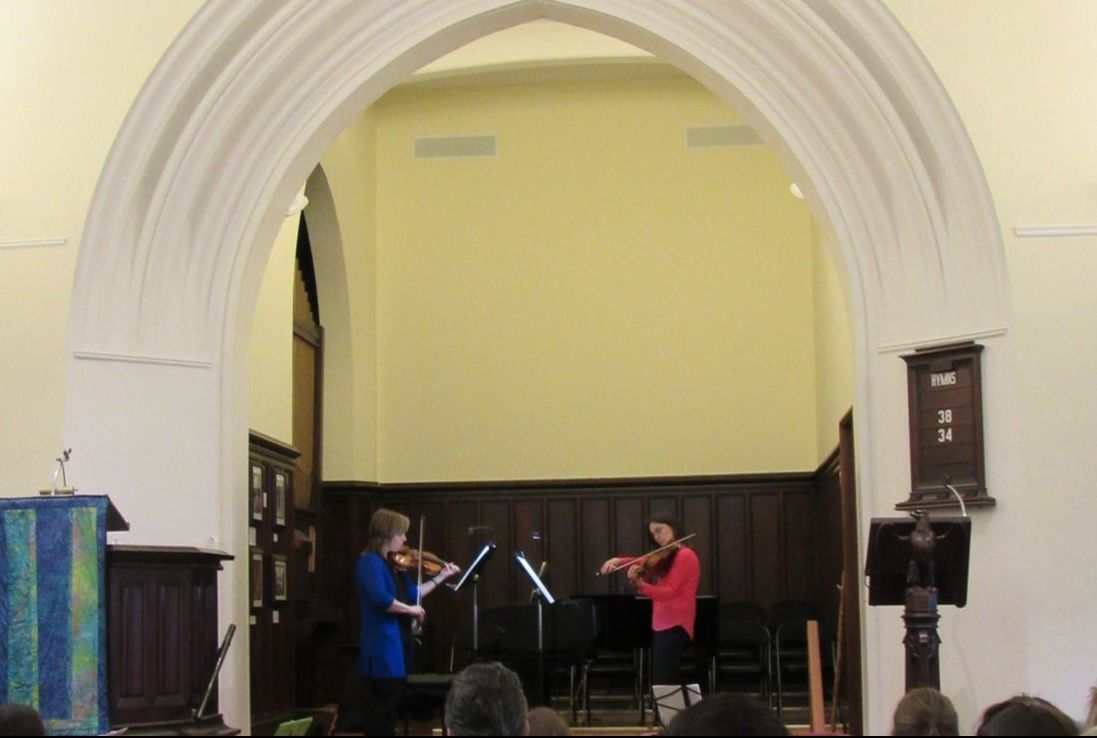 String Chamber Music at Pioneer Valley Strings