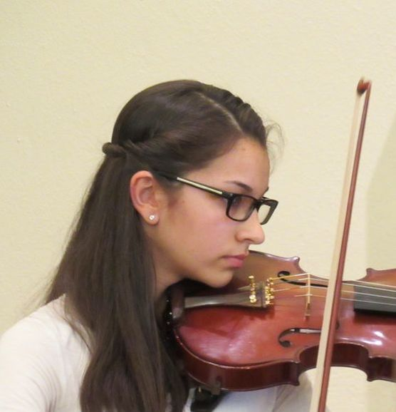 String Chamber Orchestra at Pioneer Valley Strings